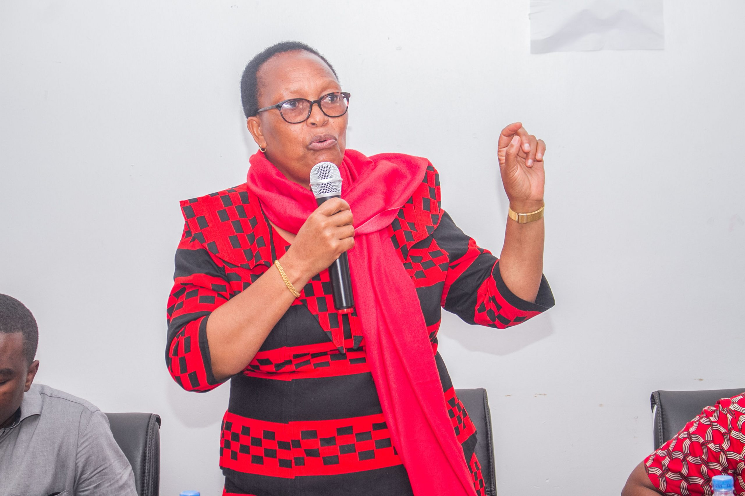 DOROTH MWILUKO<br>Singida Regional Administrative Secretary